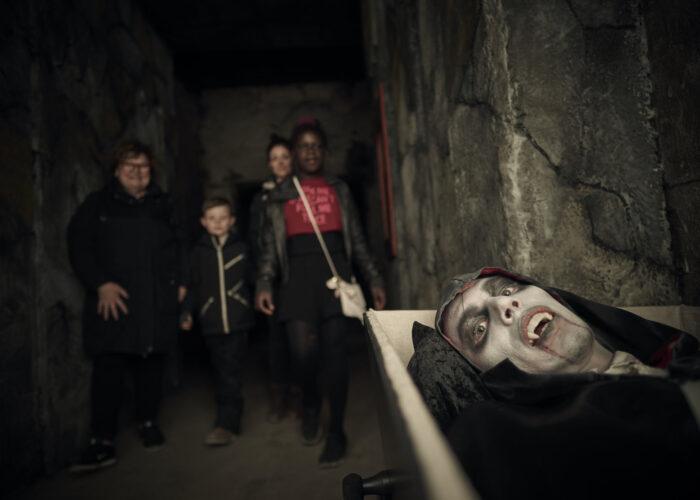 Draculas krypt