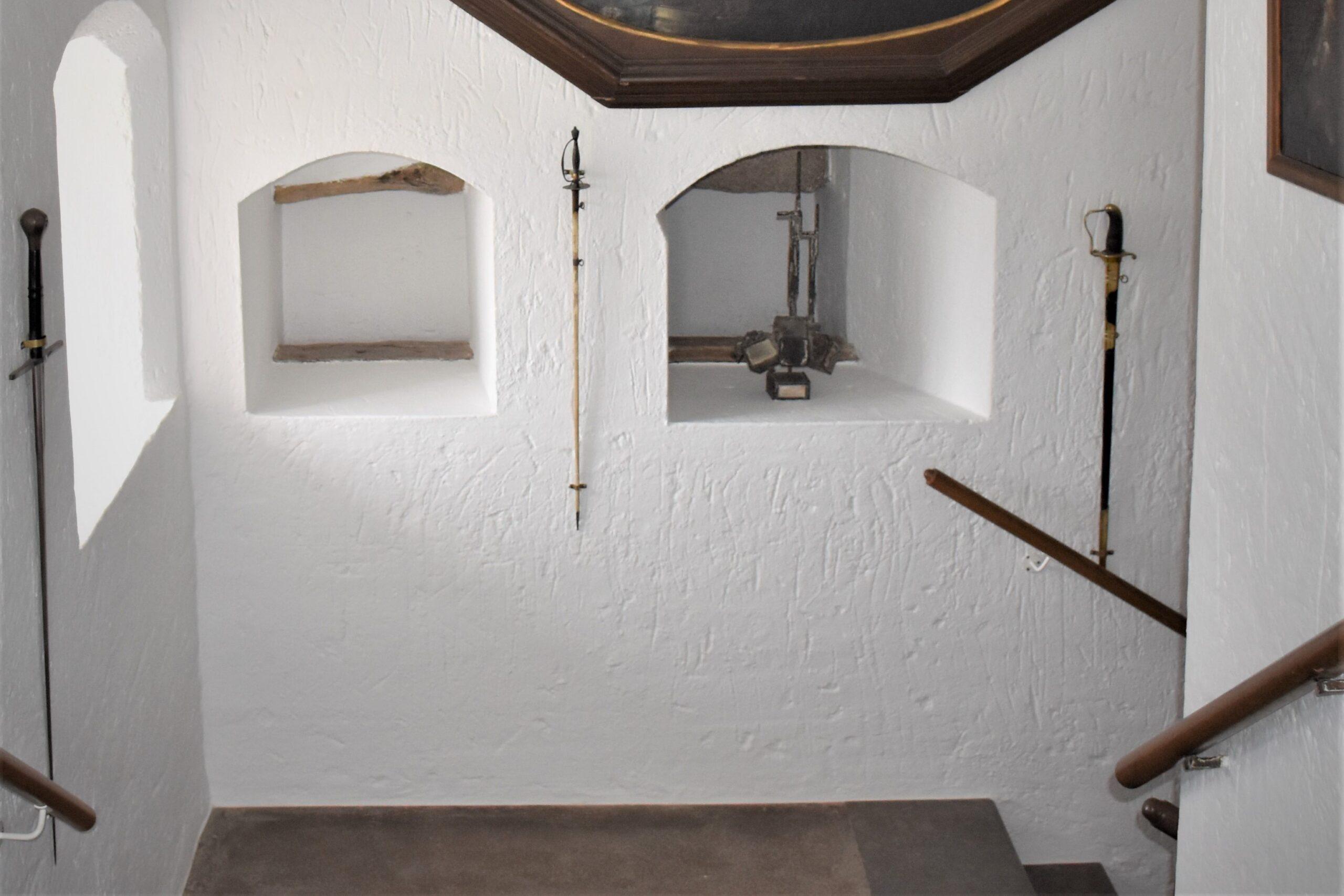 Rundvisning på Egeskov Slot